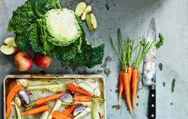 Minska matsvinnet genom frestande måltider med oändlig variation