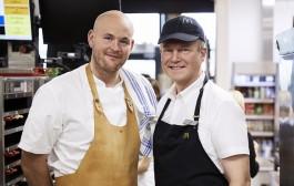 Johan Jureskog och McDonald's gör gourmetburgare för alla
