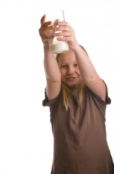 Barn i stan får mindre mjölk i förskolan