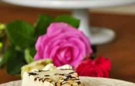 Frozen Chocolate Peanutbutter Cheesecake