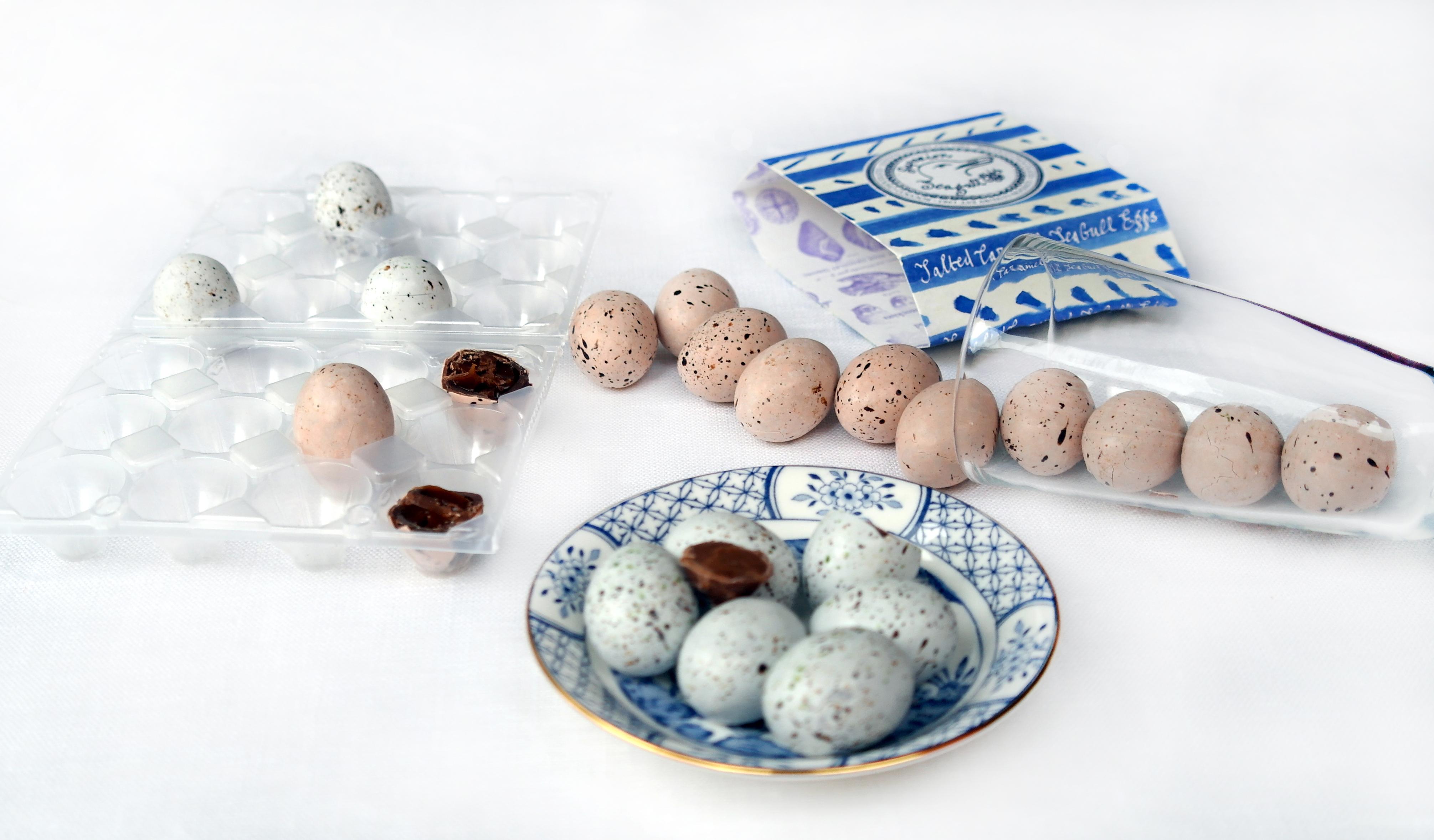 Lyxiga chokladägg från Beriksson