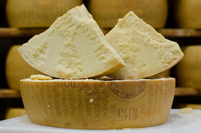 Säg cheese, inte Parmesan!