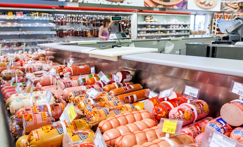 """""""Restauranger köper stulet butikskött"""""""
