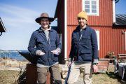 Kockarna Filip Fastén och Joel Åhlin öppnar nya restauranger mitt i naturen
