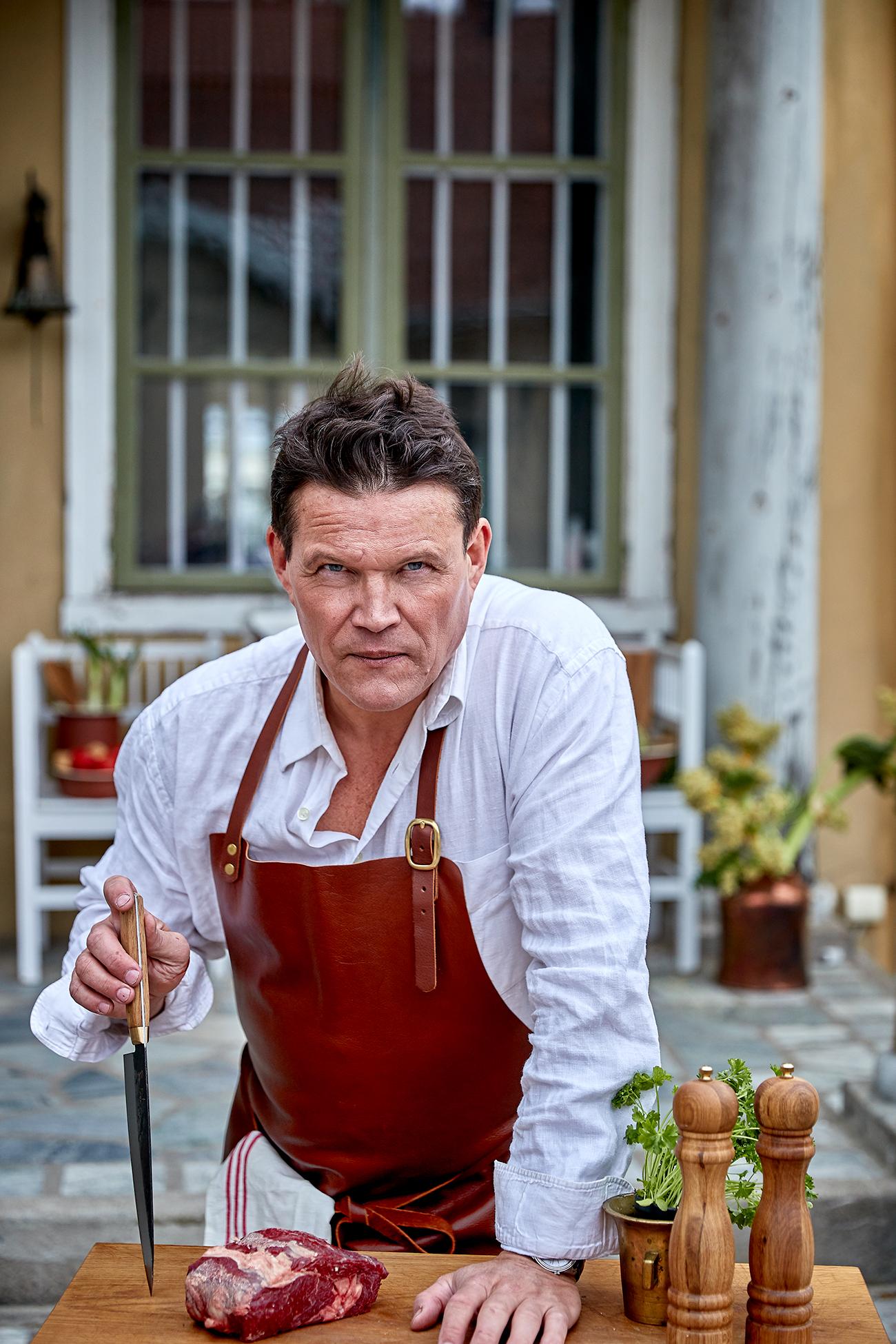 Morberg lanserar nyheter för köket