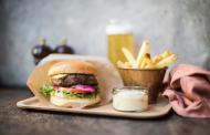 Scandic lanserar vegansk hamburgare på menyn