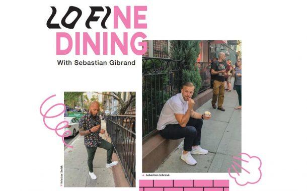Sebastian Gibrand gästspelar på Restaurang Lådan