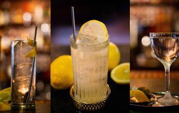 Trendiga vodkadrinkar recept till hösten från Grey Goose Vodka