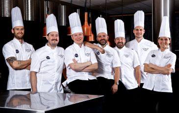 Nedräkningen till Culinary World Cup har börjat för världsmästarna i lunch