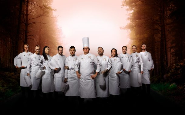 Svenska Kocklandslaget till Luxemburg för Culinary World Cup 2018