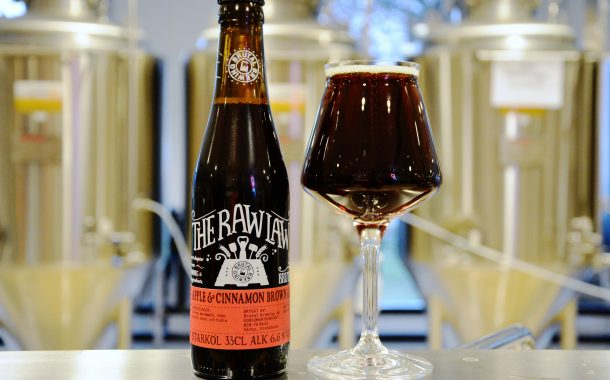 THE RAW LAW Cinnamon Apple Brown Ale 6,6%